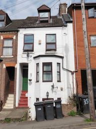 Thumbnail 1 bed duplex to rent in Grove Road, Luton