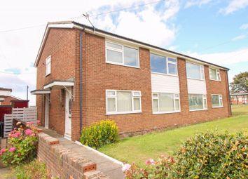 Thumbnail 2 bedroom flat for sale in Long Gair, Blaydon-On-Tyne