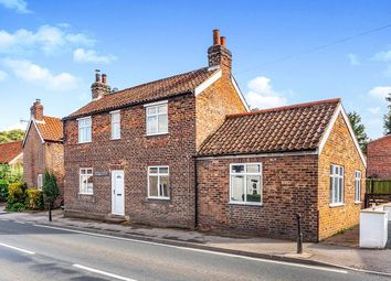 Thumbnail 3 bed detached house for sale in Front Street, Middleton On The Wolds, Driffield