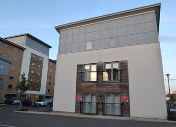 Thumbnail 1 bedroom flat to rent in Mizzen Court, Portishead, Bristol