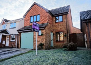 Thumbnail 3 bed detached house for sale in Nidderdale Carlton Colville, Lowestoft