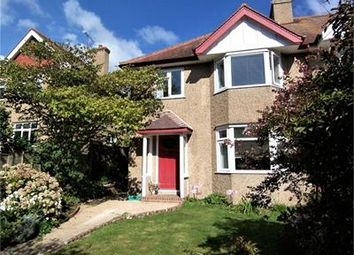 Thumbnail 3 bed semi-detached house for sale in Seaton Down Road, Seaton