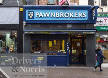 Thumbnail Retail premises for sale in Seven Sisters Road, London
