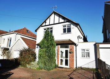 Thumbnail 4 bed detached house for sale in Broncksea Road, Bristol