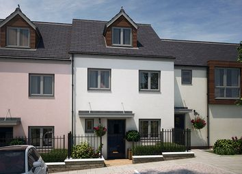 Thumbnail 4 bedroom terraced house for sale in Phelps Road, Plymouth, Devon