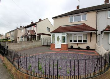 Thumbnail 2 bedroom semi-detached house for sale in Monmouth Road, Bentley, Walsall