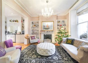Thumbnail 4 bed end terrace house to rent in Chalcot Crescent, Primrose Hill, London