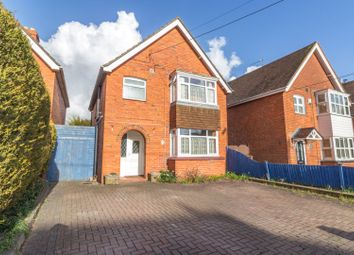 Thumbnail 3 bed detached house for sale in Millway Road, Andover