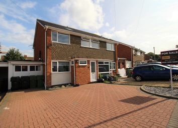 3 bed semi-detached house for sale in Falstaff Avenue, Hollywood, Birmingham B47