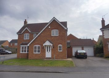 Thumbnail 4 bed detached house for sale in Twickenham Way, Binley, Coventry