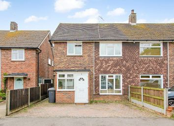Thumbnail 3 bed property to rent in Crown Gardens, Canterbury