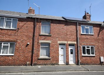 Thumbnail 1 bed terraced house for sale in Albert Street, Grange Villa, Chester Le Street