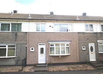 Thumbnail 3 bedroom terraced house for sale in Tweed Close, Peterlee