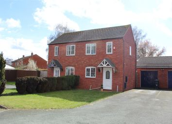 Thumbnail 2 bed semi-detached house for sale in Rowley Court, Sutton Farm, Shrewsbury