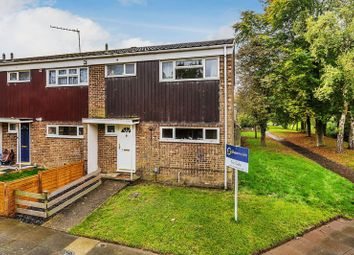 Thumbnail 3 bedroom end terrace house for sale in Mullein Walk, Crawley