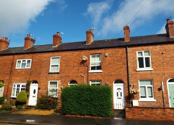 Thumbnail 2 bed cottage to rent in Greenwood Terrace, Town Lane, Mobberley