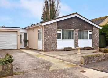 Thumbnail 3 bed bungalow for sale in Vittery Close, Brixham
