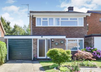 Thumbnail Detached house for sale in Baccara Grove, Bletchley, Milton Keynes
