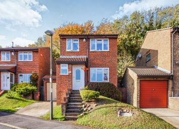 3 bed detached house for sale in Ramillies Close, Chatham ME5