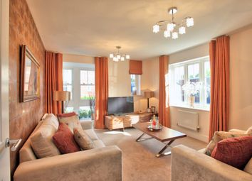 Thumbnail 5 bed detached house for sale in The Rainham, Berryfields, Tiptree, Colchester, Essex