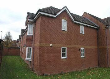Thumbnail 1 bedroom flat for sale in Archer Gardens, Cradley Heath
