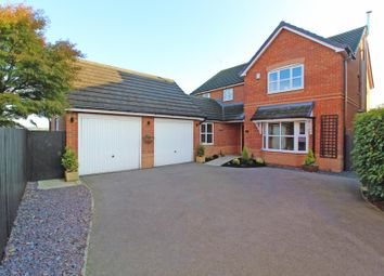 4 bed detached house for sale in Laburnum Court, Barlow, Selby YO8