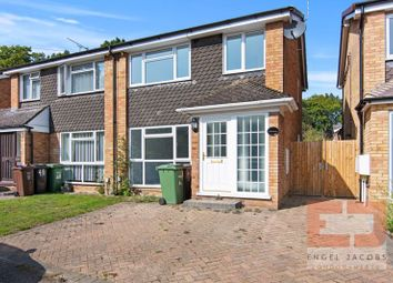 Thumbnail Semi-detached house for sale in Ringway Road, Park Street, St.Albans