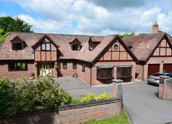 Thumbnail 5 bed detached house for sale in Woolton Hill, Newbury