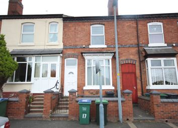 Thumbnail 3 bedroom terraced house to rent in Dale Street, Smethwick, West Midlands