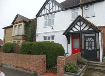 Thumbnail 3 bed semi-detached house for sale in West Road, Shoeburyness, Southend-On-Sea