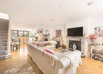 Thumbnail 4 bed terraced house to rent in Halford Road, Fulham, London