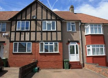 Thumbnail 3 bedroom terraced house for sale in Welbeck Avenue, Bromley