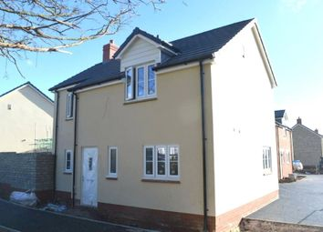Thumbnail 3 bed detached house for sale in Maple Road, Curry Rivel, Somerset