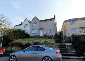 Thumbnail 3 bed semi-detached house for sale in Heol Croeserw, Cymmer