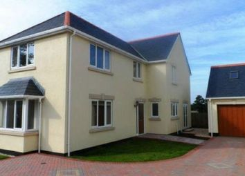 Thumbnail 4 bed detached house for sale in London Road, Rockbeare, Exeter