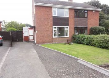 Thumbnail 3 bed semi-detached house to rent in Cherry Tree Gardens, Codsall, Wolverhampton