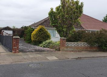 Thumbnail 3 bedroom semi-detached bungalow for sale in Fallowfield Road, Scartho, Grimsby