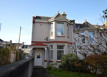 Thumbnail 3 bedroom end terrace house for sale in Ford Hill, Plymouth
