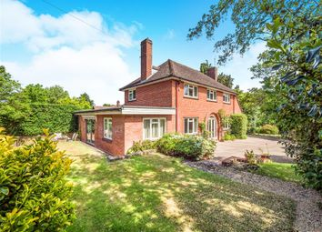 Thumbnail 3 bed detached house for sale in St Lawrence Drive, Cringleford, Norwich