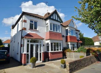 Thumbnail 3 bed semi-detached house to rent in Walker Drive, Leigh-On-Sea, Essex