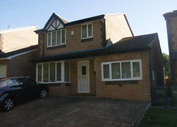 Thumbnail 3 bed detached house for sale in Heather Close, Brierfield, Nelson