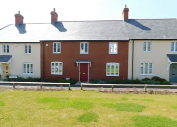 Thumbnail 3 bed terraced house for sale in Lyme Close, Axminster