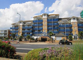 Thumbnail 3 bed flat for sale in The Leas, Westcliff-On-Sea, Essex