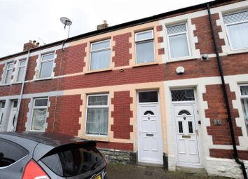 Thumbnail 3 bed terraced house for sale in Kathleen Street, Barry