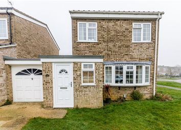 Thumbnail 3 bedroom link-detached house for sale in The Chase, Ely