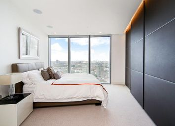 Thumbnail 2 bed flat to rent in Wandsworth Road, Nine Elms, London