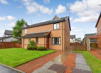 Thumbnail 2 bedroom semi-detached house for sale in Flint Crescent, Cowie, Stirling, Stirlingshire