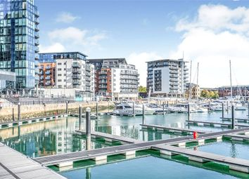 Thumbnail 2 bed flat for sale in Sirocco, 33 Channel Way, Southampton