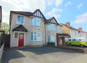 Thumbnail 3 bed semi-detached house for sale in Westwood Avenue, Harrow