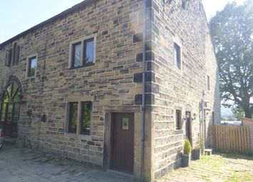 Thumbnail 2 bed terraced house to rent in Lower White Lee, Mytholmroyd, Hebden Bridge